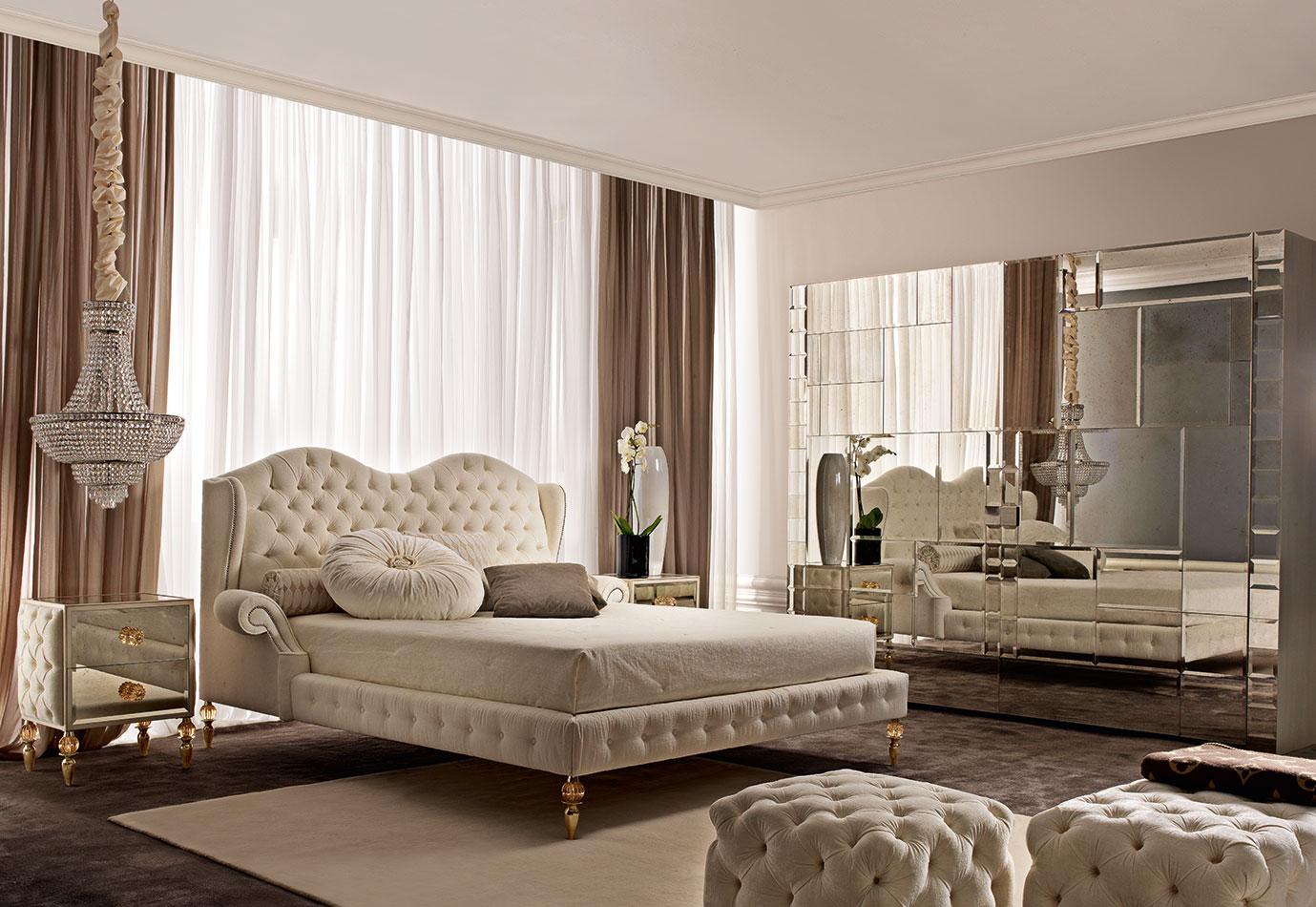 Collezione fd collection la notte le camere da letto for Case moderne classiche