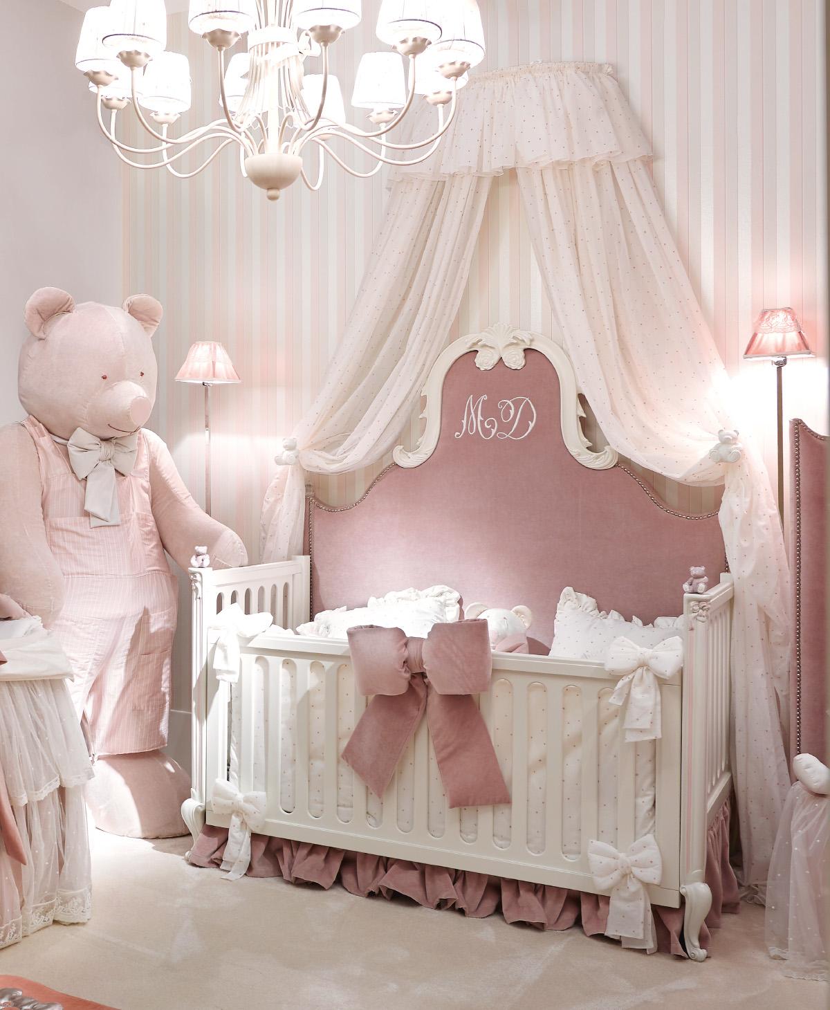 Collezione I sogni di Matilde culle di lusso per arredamento ...