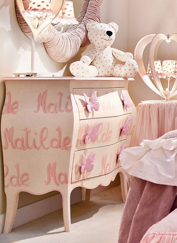 Collezione I sogni di Matilde - Comò - Arredamento per ...