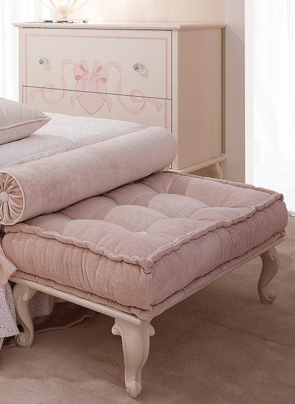Collezione I sogni di Matilde - Fondo letto - Arredamento per camerette di lusso - DOLFI